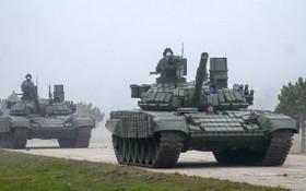 T-72MS坦克。(圖源:互聯網)