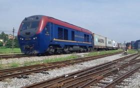 首列從越南直往比利時的集裝箱列車正式運行。
