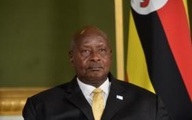 烏干達共和國總統約韋里‧穆塞韋尼。(圖源:Getty Images)