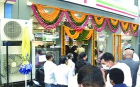 日本 7-Eleven 印度首家門店開業