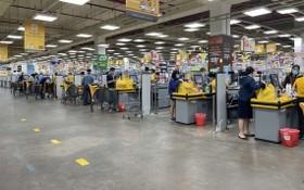 Emart超市一景。(圖源:青草)