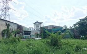 在高壓電線下的居民區獲規劃投興醫療站及醫院。