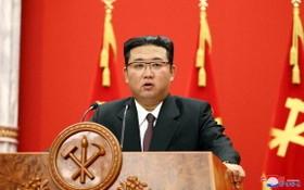 朝鮮最高領導人金正恩。(圖源:朝中社)