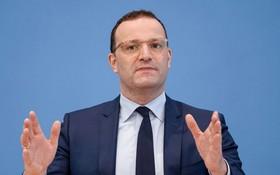 德國聯邦衛生部長施潘。(圖源:互聯網)
