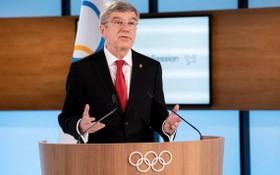 國際奧會主席巴赫。(圖源:互聯網)