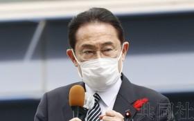 日本首相岸田文雄。(圖源:共同社)
