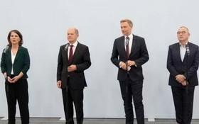 德國三黨聯合組閣談判將於本週開啟。(圖源:新華社)