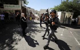 以色列軍隊於 6月襲擊並佔領了東耶路撒冷巴勒斯坦人Silwan 街區。(圖源:路透社)