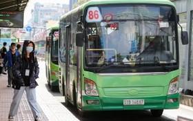 公交車將逐步重新開放,讓人們出行更方便。(示意圖源:互聯網)