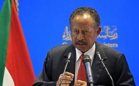 蘇丹總理阿卜杜拉‧哈姆杜克。(圖源:AFP)
