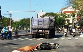 一起交通事故現場。(示意圖源:互聯網)