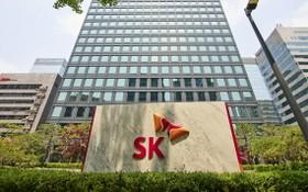 SK集團總部辦公樓。(圖源:互聯網)