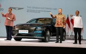 捷尼賽思 G80 成為明年 G20 峰會禮賓車