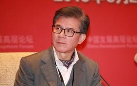 香港貿易發展局主席羅康瑞。(圖片來源:新浪財經/梁斌)