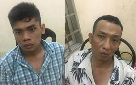 陳善宇(左)和武德強(圖片來源:公安機關)