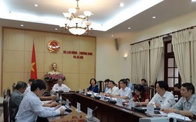 勞動總聯團建議調升基準薪 8%