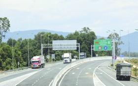 峴港-廣義高速路明日全線通車