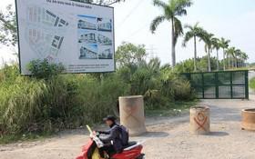 位於福祿鄉的青年住房項目擱置了整整17年。