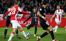 巴黎客場4-1大勝貝爾格萊德紅星。