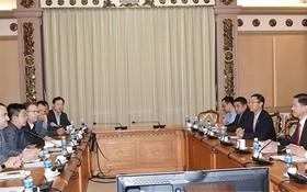 在會見中,陳永線同志肯定越南與加拿大的關係在多個領域正日益加強發展。