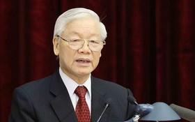 黨中央總書記、國家主席阮富仲(圖源:互聯網)