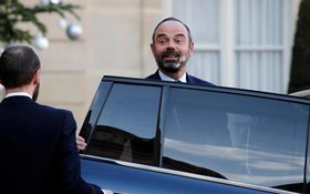 12月18日的法國總理菲利普 攝影:路透社Reuters-Benoit Tessier
