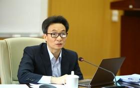 政府副總理、新冠肺炎疫情防控國家指委會主任武德膽