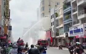 第一郡飯店發生火警