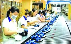 平仙公司生產線一隅。
