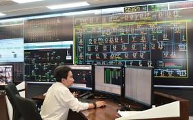 市電力總公司在電網運行上採用先進技術。