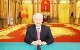 總書記、國家主席阮富仲首次在聯合國大會發言。