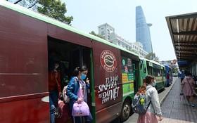 許多公共客運企業的經營活動受新冠肺炎疫情所影響。