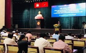 昨(30)日上午,市人委會對本市2011-2020年階段的行政改革計劃與市委第18號行動計劃進行總結;制定2021-2030年階段方向和任務。
