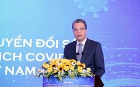 外交部副部長、旅居海外越南人國家委員會主任鄧明魁