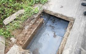 外企排放超標廢水被罰款