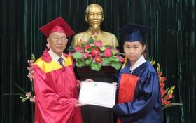 啟秀華文中心每年為培養華語人才作積極的貢獻。