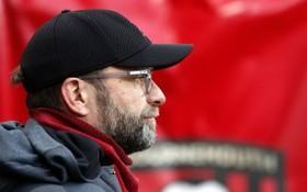 利物浦主教練克洛普。