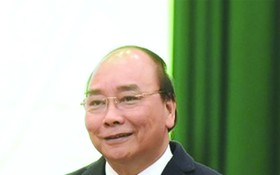阮春福總理