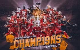 英超冠軍利物浦