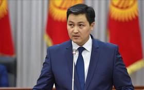 值烏魯克別克‧馬里波夫獲委任吉爾吉斯斯坦共和國總理之際,政府總理阮春福昨(19)日致電祝賀。