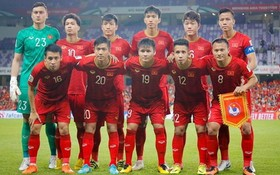 越南男子足球隊穩居世界前100名。