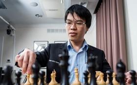 越南棋手黎光廉。