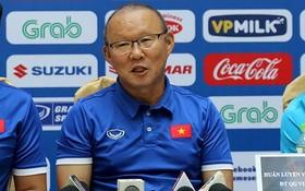 越南男子足球隊主教練朴恒緒。