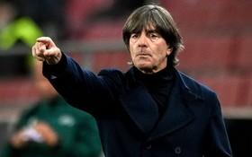 德國隊主帥勒夫。