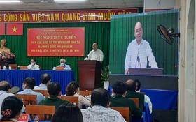 黨中央政治局委員、國家主席阮春福