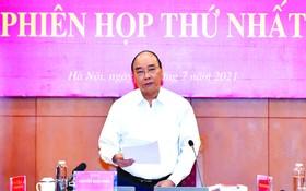 國家主席、提案制定指委會主任阮春福