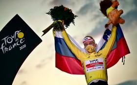 斯洛文尼亞選手波加卡爾奪冠(圖源:互聯網)