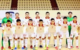 越南5人制足球隊。