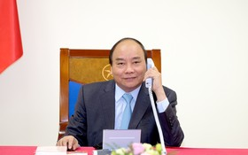國家主席阮春福(圖源:互聯網)