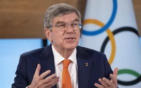 國際奧運會主席巴赫